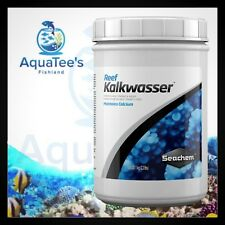 Seachem Reef Kalkwasser 1kg Increases pH With no Impact on Carbonate Alkalinity