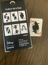 Disney Loungefly Alice In Wonderland Cards Blind Box Pins Queen Of Heart