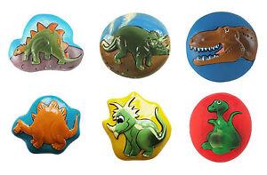 Dinosaurs Drawer Cupboard Cabinet Door Knobs Handle - £2.99 each when you buy 2+