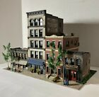 HO Scale buildings assembled, painted, detailed & weathered.