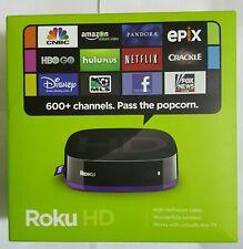 Roku HD (#2500R) media streaming player