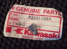 1978-2005 KAWASAKI KZ550 750 1000 1100 ZN ZX GAS TANK FUEL GAUGE BOLT 92001-1069