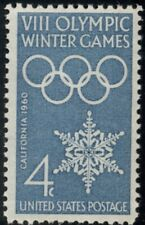 #1146, 4¢ Olympic Winter Games, Lot 400 Mint Stamps Spice Your Mailings