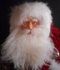 "Christopher Radko LE 18"" Heirloom Santa 'Twas the Night Before Christmas Statue"