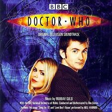 Doctor Who: Music from Series 1 & 2 [Original Television Soundtrack] by Murray G