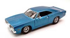 Dodge Charger R/T 1969 Light Blue Met Maisto 1:25 MI31256BL