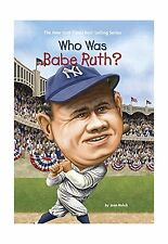 Who Was Babe Ruth? Free Shipping