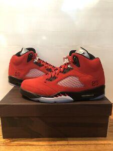 Nike Jordan Retro 5 Raging Bull Toro (DD0587-600) Men's Size 11 FREE SHIPPING