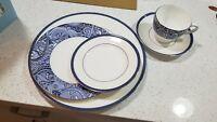 EMPRESS Wedgwood 5 Piece Place Setting NEW made in England Great for families!