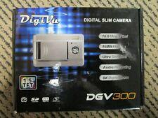 DigiVu Dgv300 Digital Slim Camera New, Other