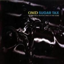 OMD Sugar Tax - Europe Original LP 1991 Album
