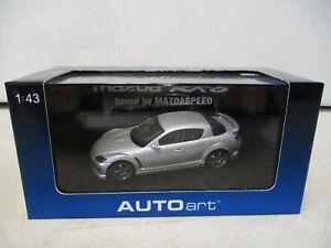 Autoart Mazda RX-8 1/43 Lot 4