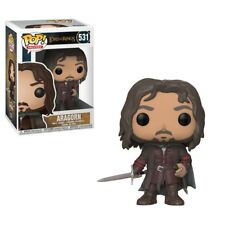 Aragorn POP Vinyl Figure #531 Funko The Lord Of The Rings New!