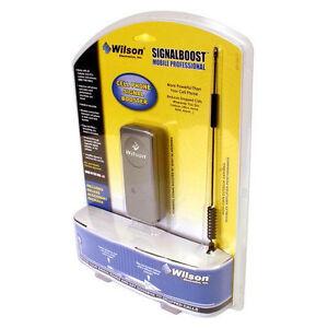 Nuevo Wilson 801243 Teléfono Celular Signalboost Móvil Profesional Booster Kit