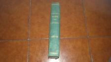 RIVISTA CLUB ALPINO ITALIANO CAI 1957 1958 ANNATA COMPLETA RILEGATO