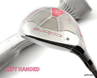 COBRA LADIES FLY-Z XL PINK 3 HYBRID 22º GRAPHITE LADIES FLEX +HC -LH -NEW E3487
