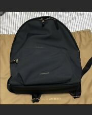 NWT Burberry London Nylon Collection Abbeydale Simple Backpack , Dark Navy