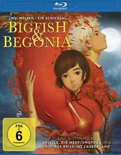 BIG FISH & BEGONIA BD    BLU-RAY NEU