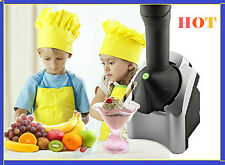 NEW  Frozen Banana Fruits desert - Ice Cream Dessert Maker