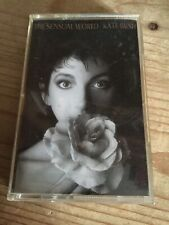 Kate Bush A Sensual World Cassette Tape