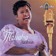 MAHALIA JACKSON : THE BEST OF MAHALIA JACKSON / CD (COLUMBIA COL 480952 2)