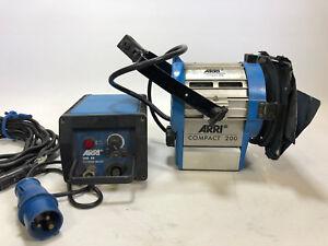 Arri compact 200w HMI lighting kit