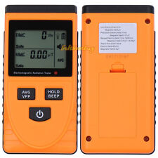 Digital Gm3120 Electromagnetic Radiation Detector EMF Meter Dosimeter Tester