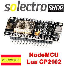 NodeMcu Lua ESP8266 ESP12E CP2102 WiFi Wireless Development Board NEW VER W014