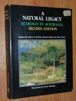A Natural Legacy Ecology In Australia Second Edition Recher, Harry F.  Published