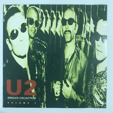 U2 - Singles Collection RARE Factory Pressed LONG OOP