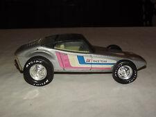 VINTAGE OLD TOY NYLINT RACE TEAM METAL RACE CAR