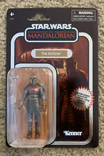 Star Wars The Mandalorian Vintage Collection The Armorer by Kenner