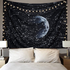 Dremisland Large Tapestry Wall Hanging Psychedelic Tapestries Constellation Gala