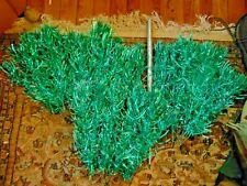 Rare Vintage Green Aluminum Christmas Tree Branches Lot, 66 Pieces 17� Long