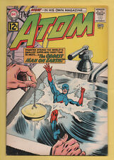 Atom #2, DC Comics 1962, Gil Kane/Murphy Anderson FN/VF