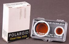 Vtg Polaroid Cloud Filter #516-Box-Photographic Equiptment-Camera-Paper-Lens
