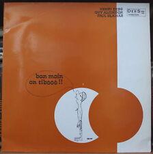HENRI DEBS&GUY ALCENDOR/BLAMAR  LES IMMORTELLES CHANSONS ANTILLAISES FRENCH LP