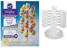 Alzata - Stand Torre Wilton per 25 cupcakes movibili!