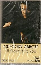 """GREGORY ABBOTT """"I'LL PROVE IT TO YOU"""" HONG KONG 1988 SEALED NEW MC"""