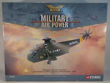 Corgi Aviation Sikorsky Sh-3a Sea King 1970 AA33405 Certificate No 1909 of 3900