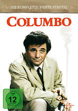 3 DVDs * COLUMBO - SEASON /  STAFFEL 4 |  PETER FALK # NEU OVP +