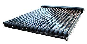 Solaranlage kompl. 54 Heat–Pipe, Röhrenkollektor 8,96qm