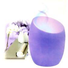 Humidificateur d'air lumineux 12 LED   Lampe Multicolore   Brume Ultrasons Fumée