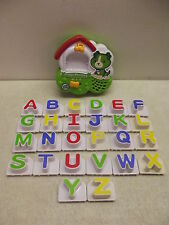 LEAP FROG FRIDGE PHONICS SCOUT DOG MAGNETIC COMPLETE SET OF 26 ALPHABET LETTERS