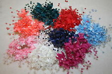 Babies  Breath 12 stems Wedding Pearl Flower Spray Favour Craft Decoration