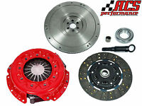 ACS STAGE 2 CLUTCH KIT+FLYWHEEL fits: 98-99 NISSAN FRONTIER 96-97 PICKUP 2.4L