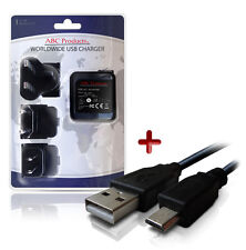 KODAK EASYSHARE SLICE DIGITAL CAMERA USB CABLE + BATTERY CHARGER