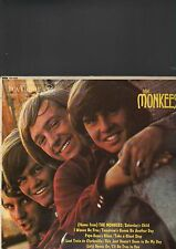 THE MONKEES - same LP first UK press