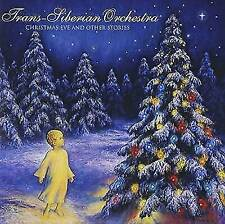 Trans-Siberian Orchestra Christmas Eve and Other Stories , Cd Instrumental