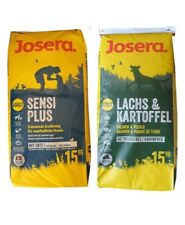 15kg Josera Nature Lachs & Kartoffel + 15kg Josera SensiPlus Hundefutter